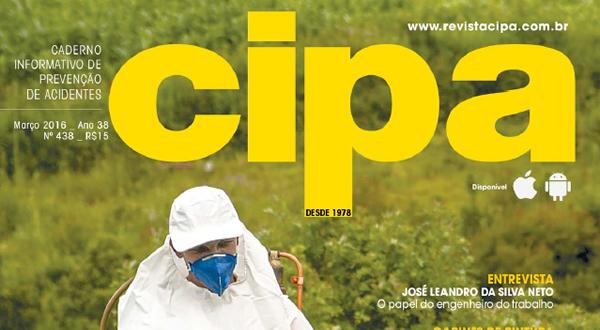 Entrevista com José Leandro da Silva Neto para a revista CIPA de março de 2016