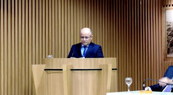 Discurso de posse do presidente da ANEST proferido no dia 04/12/2017 na câmara de vereadores de Natal/RN