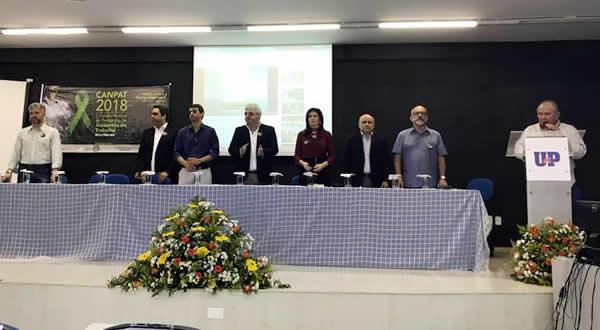A Associação Nacional de Engenharia de Segurança do Trabalho – ANEST apoia e participa de mais um evento da CANPAT 2018.