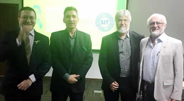 A ANEST participou do Seminário da CANPAT, em Brasília, dia 26 de abril de 2018, promovida pelo Ministério do Trabalho, na pessoa do Diretor da ANEST, eng. Edvaldo Nunes, que foi o preletor do tema: ¨Prevenção de acidentes em quedas¨
