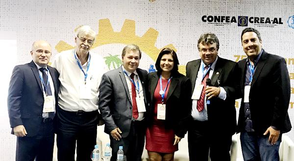 Participação da ANEST na 75ª Semana Oficial da Engenharia e Agronomia – SOEA