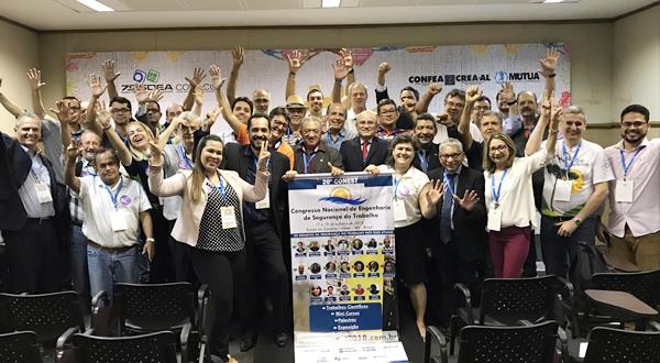 Reunião da ANEST na 75ª Semana Oficial da Engenharia e Agronomia – SOEA