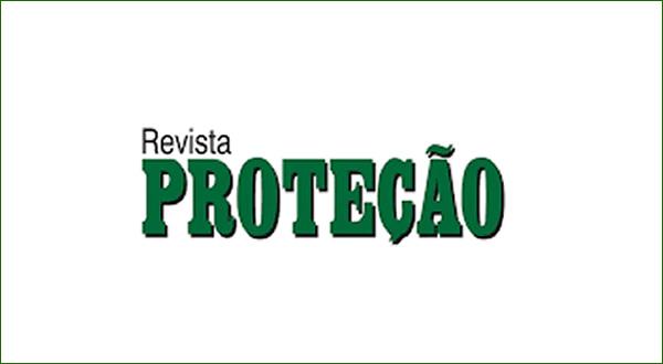 """Matéria """"Novos desafios pela frente""""da revista Proteção de novembro de 2018"""