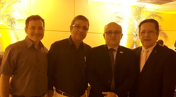 Posse da Sobes Nacional e da Sobes Rio no Clube Caiçaras – RJ.