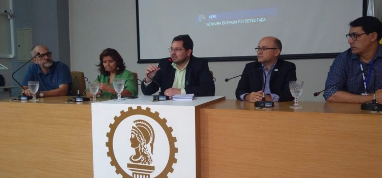 Presidente Benvenuto Gonçalves participa da  solenidade de abertura do Abril Verde de 2019 no CREA – RN