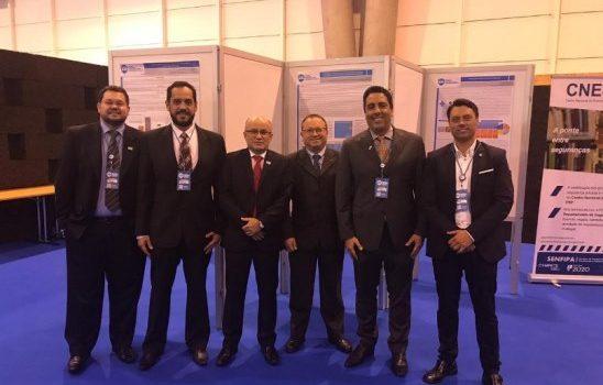 Diretoria da ANEST participa do Congresso Internacional de Segurança Integrada