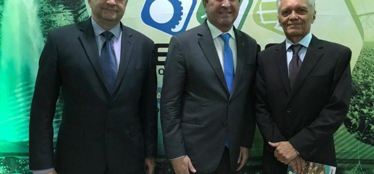 Vice-presidente da ANEST participa do lançamento da 76ª Soea, em Palmas (TO)