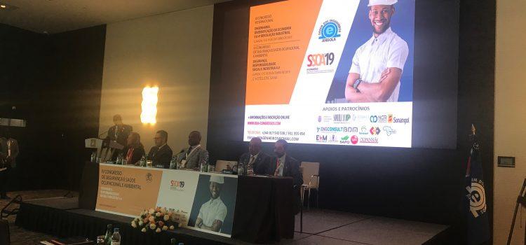 III Congresso Internacional em Luanda, Angola