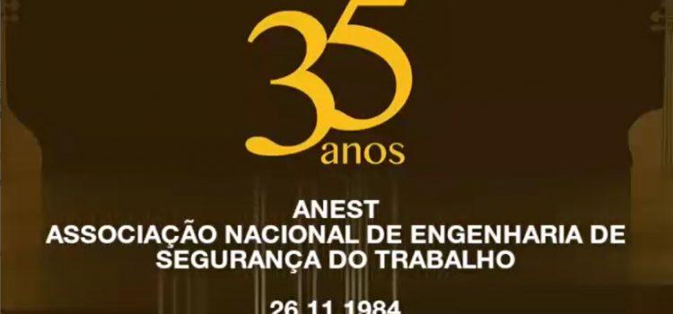 35 anos da ANEST