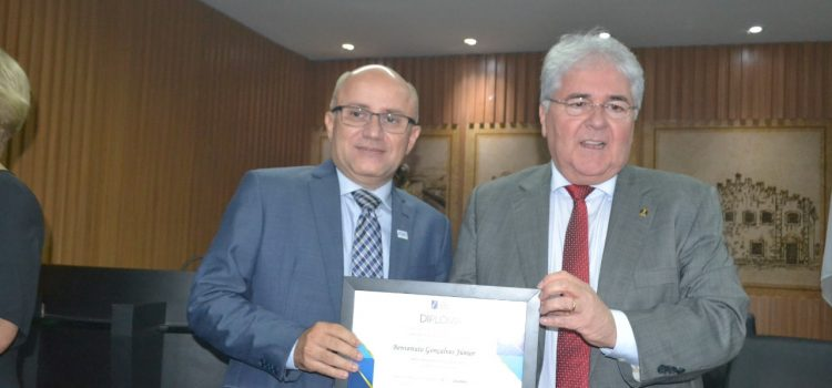 ANEST participa de homenagem na Câmara de Vereadores de Natal (RN)