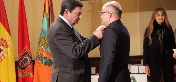 Anest e seu presidente Benvenuto Gonçalves recebem prêmios internacionais
