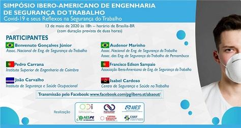 Simpósio Ibero-Americano de Engenharia de Segurança do Trabalho