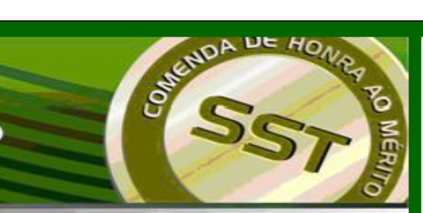 Conheça os homenageados com a Comenda SST