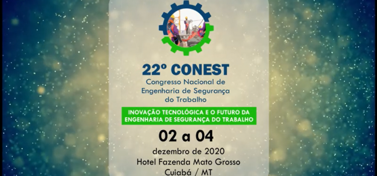 Registro do 22º Conest 2020